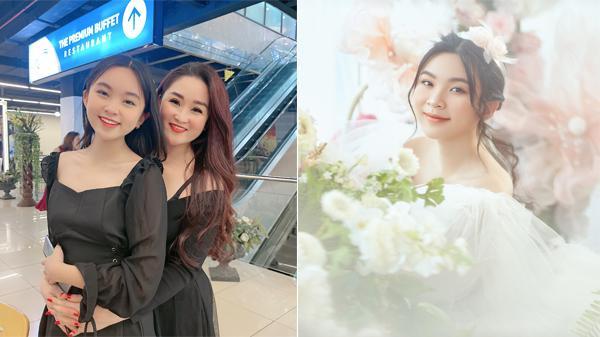 """Thêm gương mặt ái nữ nhà người đẹp Việt xinh như thiên thần, dân tình gọi """"hoa hậu tương lai đây rồi""""!"""