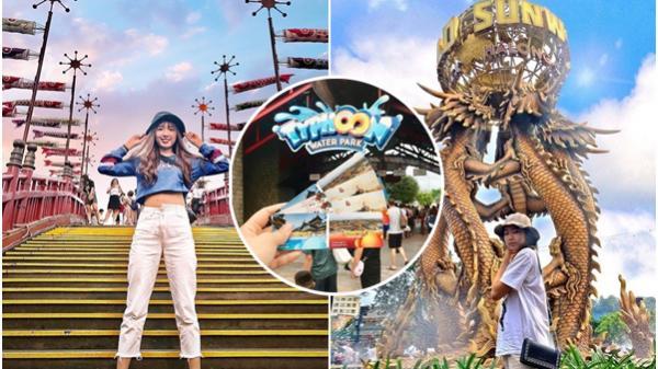 """Quảng Ninh: Hạ Long Park tung khuyến mại """"khủng"""" từ 8/5 cho các tín đồ tha hồ """"quẩy tung"""" mùa hè"""