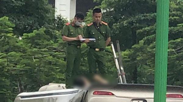 Vụ  thi thể người đàn ông trên nóc ô tô ở Hà Nội: Phát hiện lá thư tuyệt mệnh gửi lại cho người thân