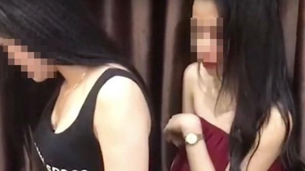 Quý ông Quảng Ninh cùng đồng bọn thuê 'gái ngành' cùng chơi ma túy phê pha trong nhà nghỉ