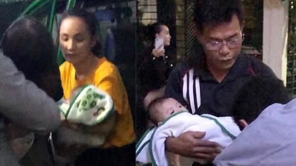 Truy nã người phụ nữ quê Quảng Ninh bế trẻ trong vụ cựu Phó chánh án xâm phạm chỗ ở
