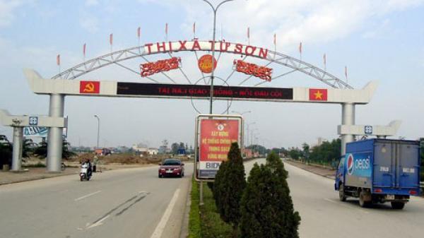 Bắc Ninh: Dự kiến thành lập thêm 5 phường thuộc thị xã Từ Sơn