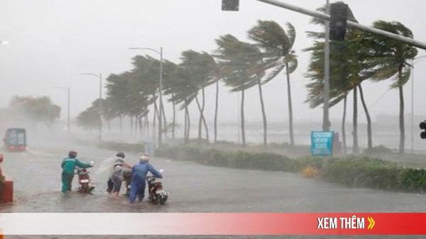 Tin mới nhất về cơn bão số 1, cảnh báo mưa lớn, lốc, sét, gió giật mạnh ở miền Bắc