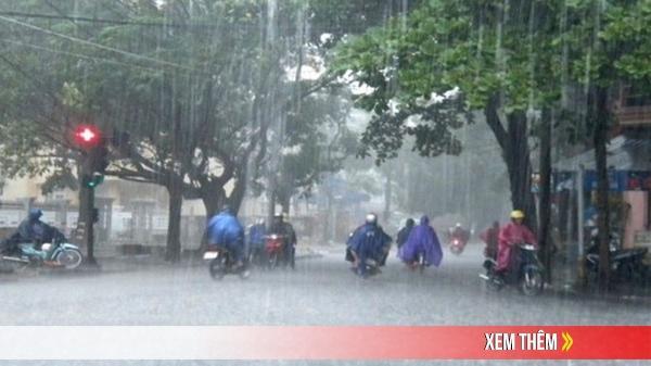 Quảng Ninh có mưa lớn diện rộng
