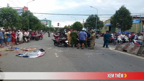 Gia Lai: Va chạm nghiêm trọng giữa ô tô và xe máy, 1 người tử vong