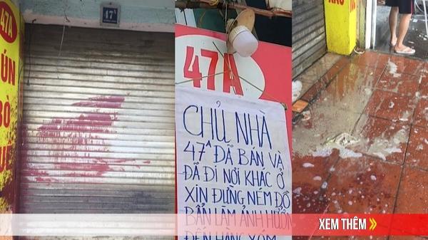 Hà Nội: Con dâu mắc nợ khiến cha mẹ già phải bỏ nhà mặt phố vì bị khủng bố