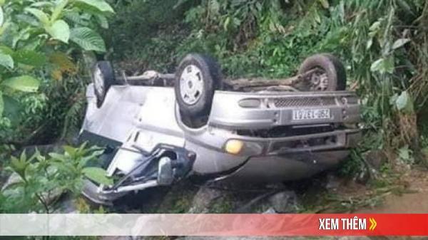 Hà Giang: Video cận cảnh ô tô băng băng lao xuống vực, 1 người chết