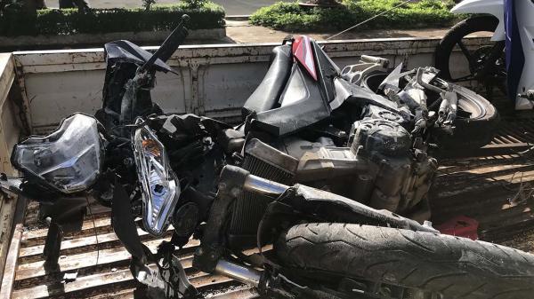 Gia Lai: Xe máy tông vào nhà dân, 2 người tử vong tại chỗ