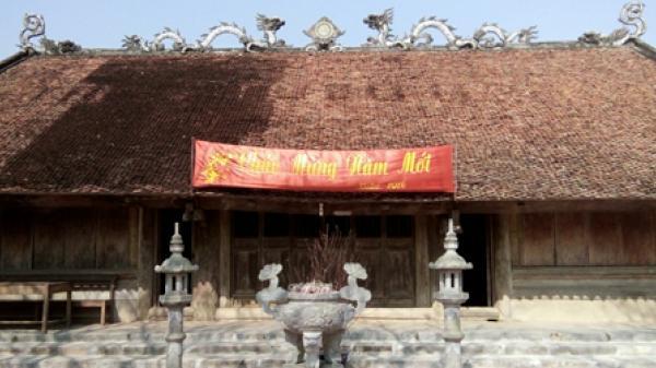 Về Hưng Yên tới thăm ngôi làng cổ Thanh Cù