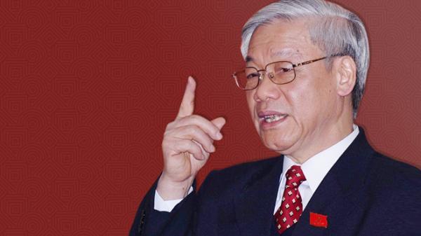 'Tổng bí thư Nguyễn Phú Trọng đủ uy tín làm Chủ tịch nước'