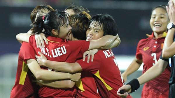 Tuyển nữ Việt Nam nhận thưởng gần 4 tỷ đồng