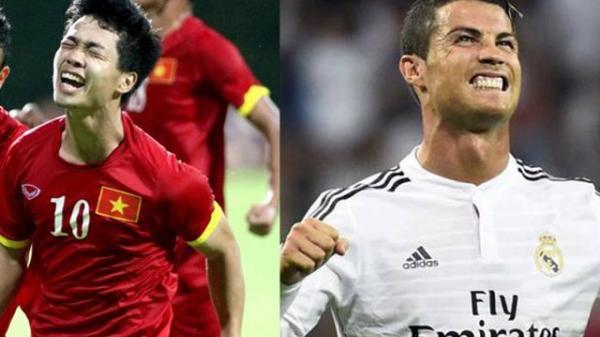 Công Phượng, Ronaldo, Pogba ước gì trong năm mới 2018?
