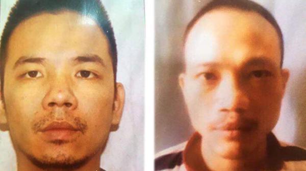 Truy nã đặc biệt 2 tử tù trốn khỏi phòng biệt giam