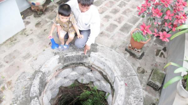 Ngỡ ngàng với vẻ đẹp mộc mạc của giếng ngọc nghìn năm ở Hưng Yên