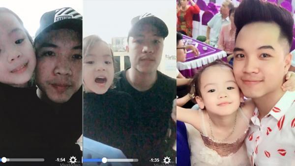 Bé gái 5 tuổi cùng cậu điển trai Hưng Yên làm 'chao đảo' cộng đồng mạng khi diễn sâu trong cover 'Buồn của anh'
