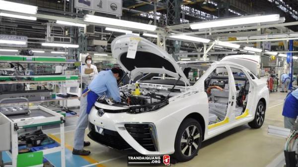 Xúc tiến đầu tư cơ sở lắp ráp ô tô của Séc tại tỉnh Hưng Yên