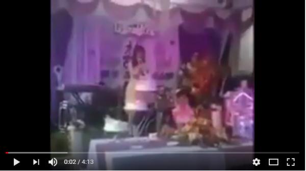 Hưng Yên: Bạn gái cũ chú rể dằn mặt cô dâu, hát 'Chỉ anh hiểu em' phá đám cưới