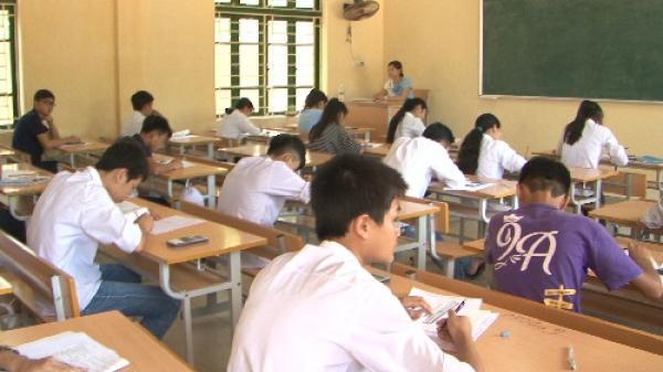 Hưng Yên công bố điểm chuẩn tuyển sinh vào lớp 10 năm học 2017 - 2018