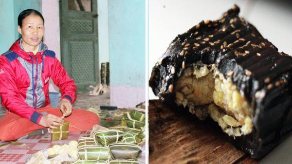 Độc đáo tục gói bánh gai ngày Tết ở Minh Phượng, Hưng Yên ít nơi nào có
