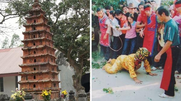 Ngôi đền 2.200 năm và tích người mẹ nghèo đả hổ ở xứ nhãn Hưng Yên