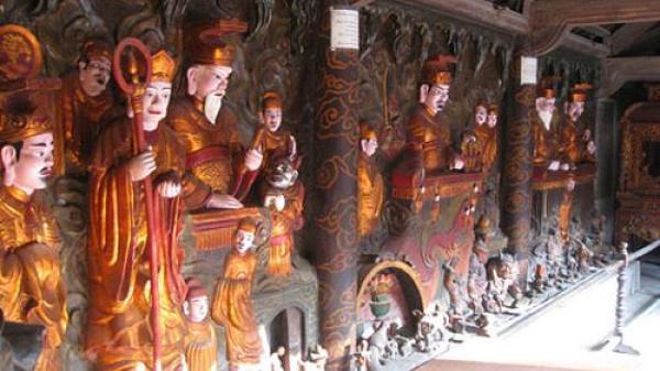 5 ngôi chùa LINH THIÊNG bậc nhất, nô nức người đến dịp đầu năm ở Hưng Yên