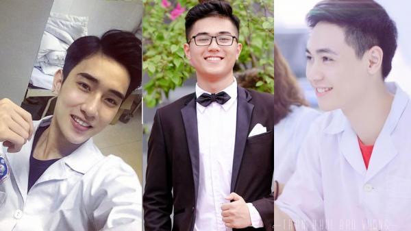 Ngắm chàng trai Hưng Yên cùng hàng loạt mỹ nam trường Y: Toàn soái ca áo blouse trắng khiến chị em muốn… nhập viện!