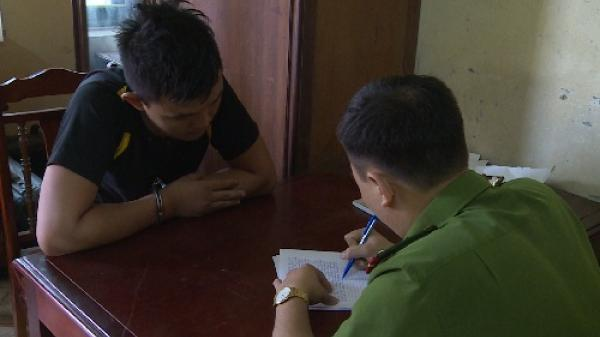 Hưng Yên: bắt quả tang con nghiện bán ma túy
