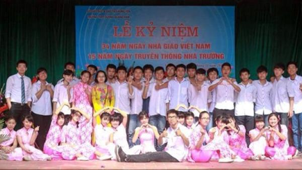 Hưng Yên: Lớp học có nhiều học sinh đạt điểm cao kỷ lục trong kỳ thi THPT