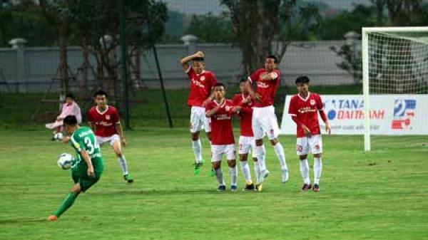 CLB bóng đá Phố Hiến với mục tiêu thăng hạng dự V.League 2020