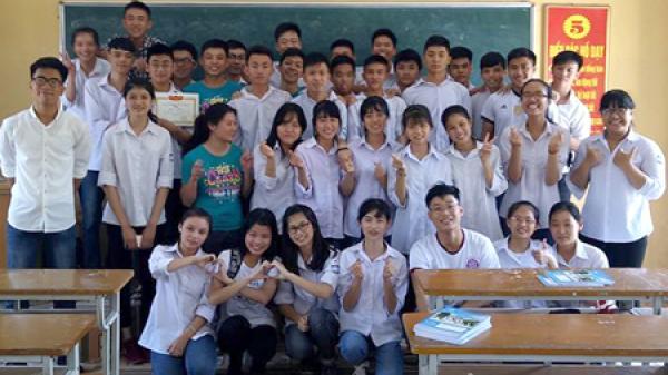 Hưng Yên: Lớp xuất sắc có 5 học sinh đạt 29 điểm xét tuyển đại học