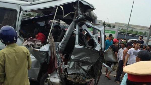Vụ tai nạn thảm khốc: Cuộc điện thoại cuối cùng của chiến sỹ cảnh sát Hưng Yên t.ử vong