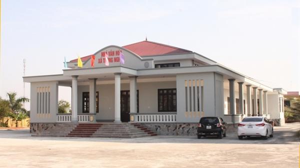 Hưng Yên: 7 xã nông thôn mới được thưởng công trình phúc lợi
