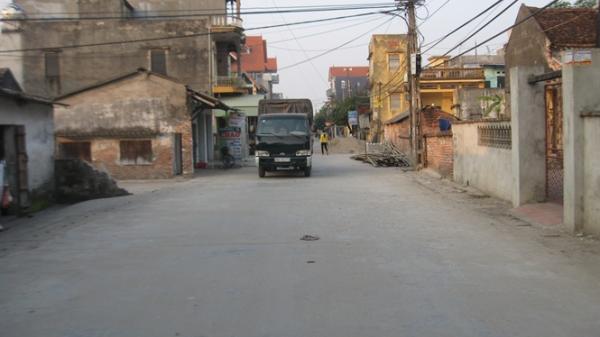 Hưng Yên có thêm 12 xã cán đích nông thôn mới