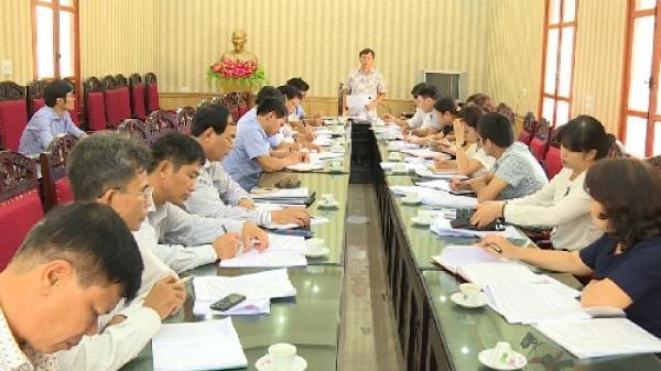 Hưng Yên: Kiểm tra việc xây dựng nông thôn mới tại huyện Tiên Lữ và Phù Cừ