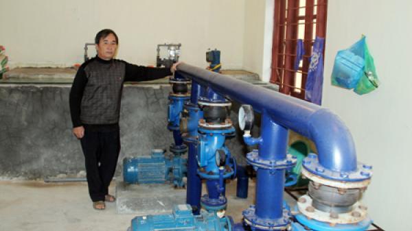 Hưng Yên: Trên 60 % số hộ dân nông thôn được sử dụng nước sạch đạt quy chuẩn quốc gia