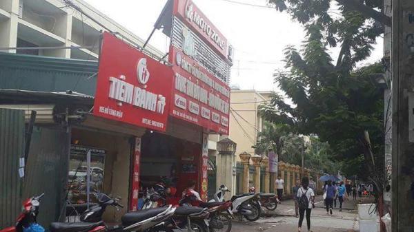 Xác định được danh tính nghi can nổ súng trong cửa hàng sửa xe máy ở Hà Nội