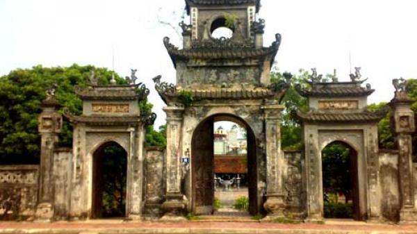 Hưng Yên: Thêm 10 di tích, cụm di tích được xếp hạng cấp tỉnh