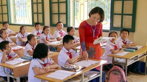 Hưng Yên: 100% cán bộ quản lý, giáo viên đều đạt chuẩn