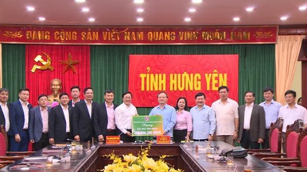 710.000 lượt hộ ở Hưng Yên được vay vốn từ Ngân hàng Chính sách xã hội