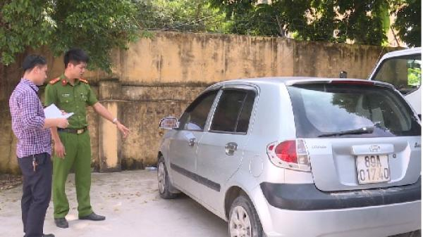 Huyện Yên Mỹ (Hưng Yên) liên tiếp xảy ra các vụ trộm xe ô tô