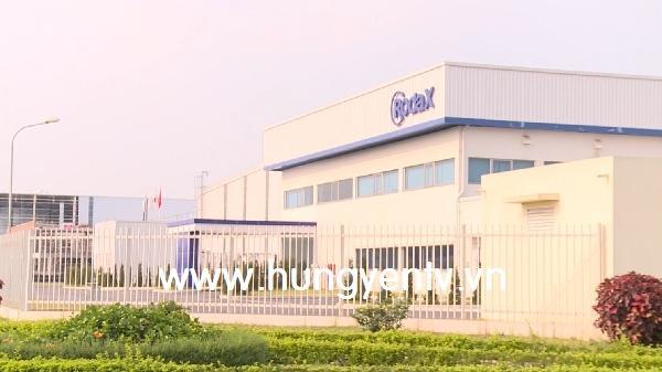 Hưng Yên có 425 dự án đầu tư nước ngoài với tổng số vốn 4,4 tỉ USD