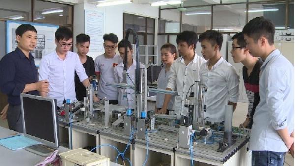Đại học Sư phạm Kỹ thuật Hưng Yên - Điểm sáng phong trào sáng tạo khoa học kĩ thuật