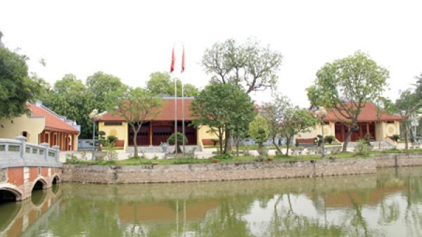 Khu lưu niệm Tổng Bí thư Nguyễn Văn Linh ở Yên Mỹ (Hưng Yên) được xếp hạng di tích quốc gia