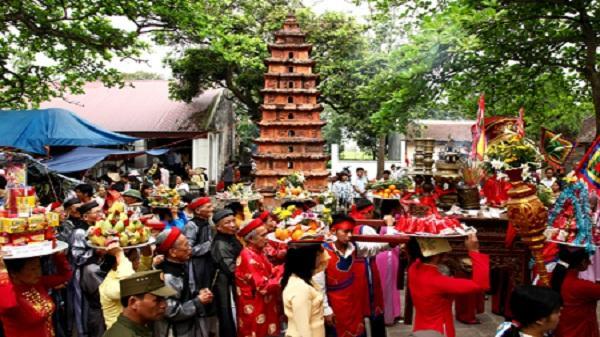Lễ hội Đậu An - nét văn hóa tín ngưỡng độc đáo