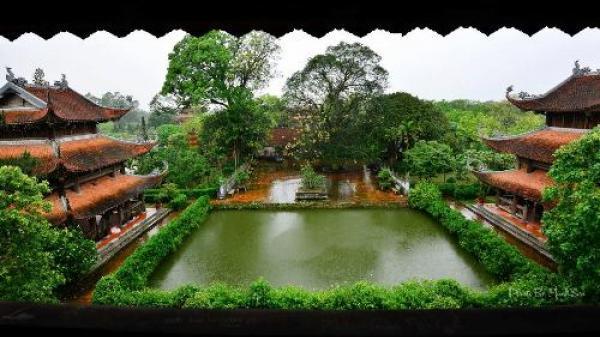 Về Hưng Yên thăm ngôi chùa có nhiều tượng đất cổ nhất Việt Nam