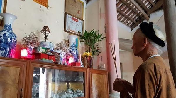 Câu chuyện về mẹ liệt sỹ 94 tuổi 10 năm đi xin trợ cấp sửa nhà ở Hưng Yên