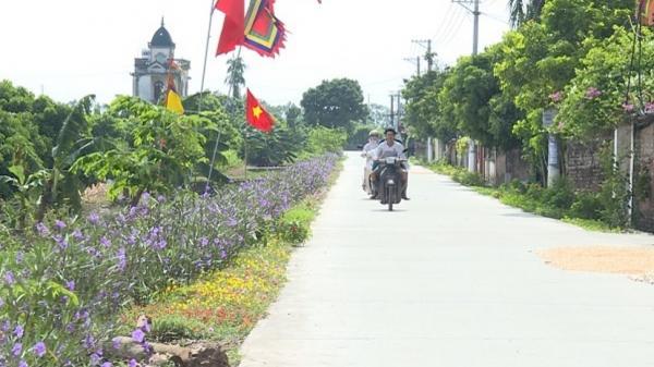 Nông thôn mới với '3 không' ở Hưng Yên