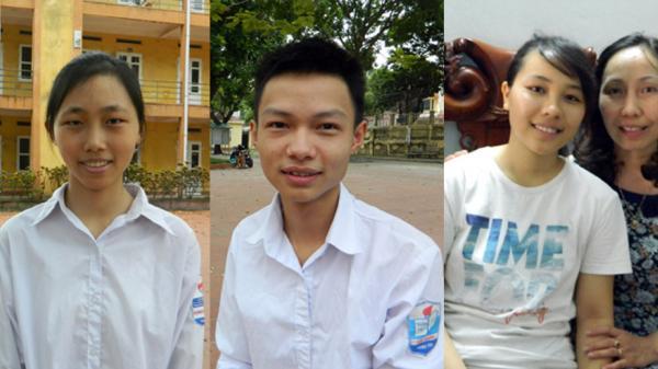 Gặp những thí sinh đạt điểm cao nhất trong kỳ thi THPT Quốc gia 2018 ở Hưng Yên