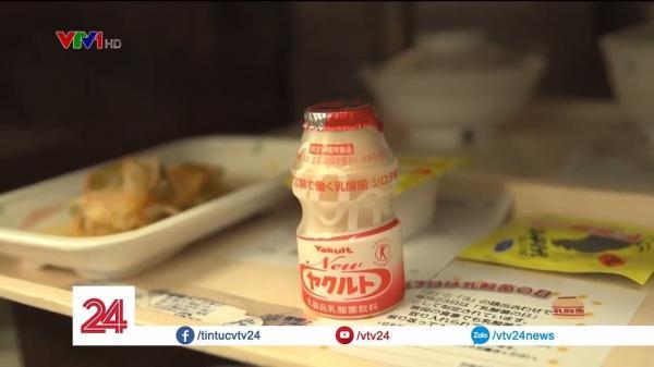 """Sữa uống lên men - """"Thần dược"""" ngay trong khẩu phần ăn thường ngày của người Nhật"""