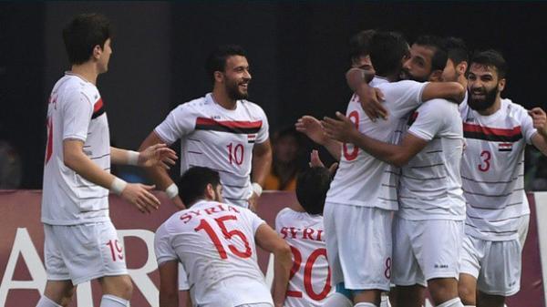 Olympic Syria đặt mục tiêu vào chung kết, đã có cách hạ Olympic Việt Nam